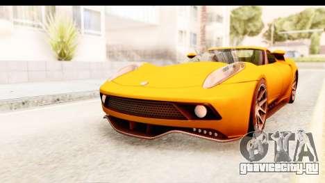 Lucra L148 2016 для GTA San Andreas