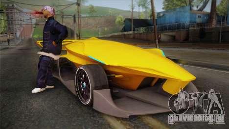 ED Torq для GTA San Andreas