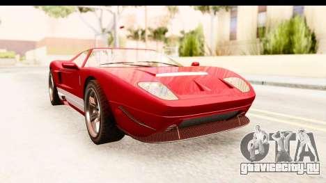 GTA 4 TboGT Bullet для GTA San Andreas