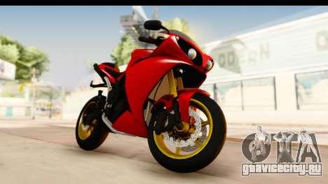 Yamaha R1 2014 для GTA San Andreas