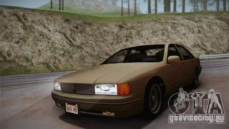 Declasse Premier 1992 SA Style для GTA San Andreas