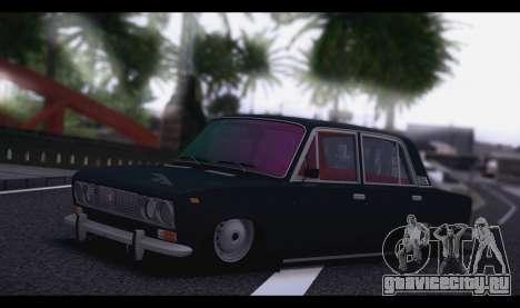 ВАЗ 2103 Ретро для GTA San Andreas вид слева