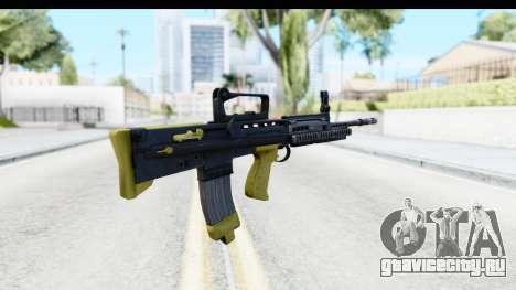 L85 для GTA San Andreas второй скриншот