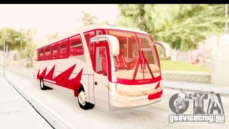 Smaga Bus для GTA San Andreas вид справа