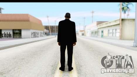 Will Smith MIB для GTA San Andreas третий скриншот