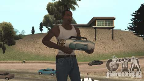 Spudgun from Bully SE для GTA San Andreas пятый скриншот