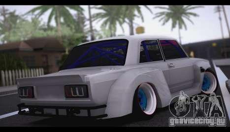 VAZ 2105 Sport для GTA San Andreas вид сзади слева