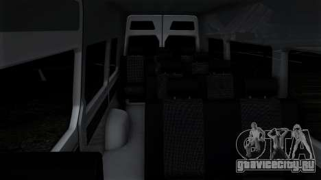 Mercedes-Benz Sprinter для GTA San Andreas двигатель