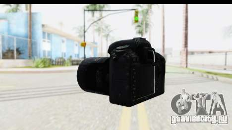 Nikon D600 для GTA San Andreas второй скриншот
