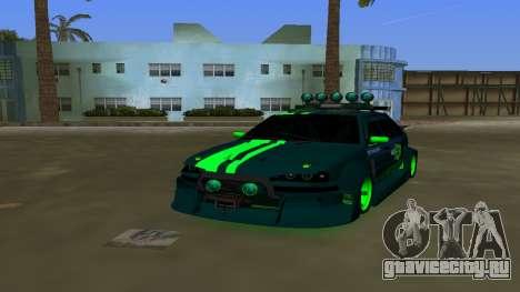 ВАЗ 2114 ДПС Тюнинг для GTA Vice City