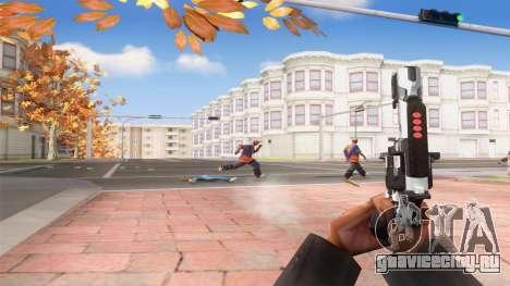 R8 Revolver Reboot для GTA San Andreas третий скриншот