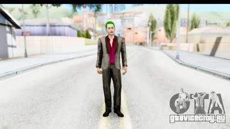 Suicide Squad - Joker v2 для GTA San Andreas второй скриншот