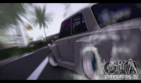 VAZ 2105 Sport для GTA San Andreas вид справа