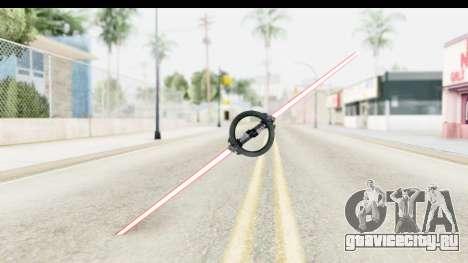 Inquisitor Lightsaber v3 для GTA San Andreas второй скриншот