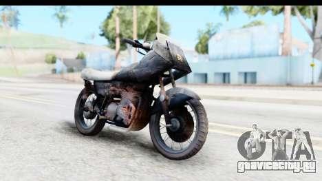 Kawasaki KZ900 1973 Mad Max 2 для GTA San Andreas вид справа