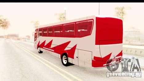 Smaga Bus для GTA San Andreas вид слева