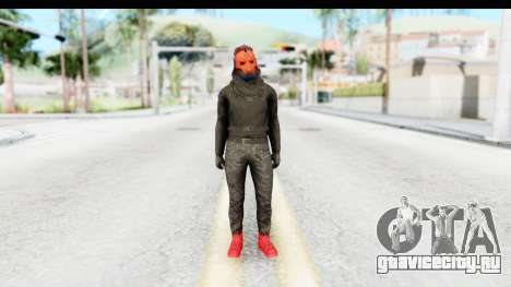 Skin Random 4 from GTA 5 Online для GTA San Andreas второй скриншот