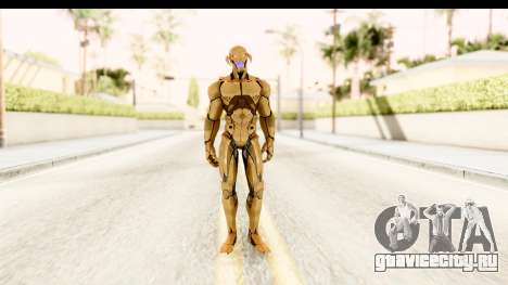 Marvel Heroes - Ultron Gold AoU для GTA San Andreas второй скриншот