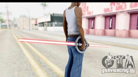 Inquisitor Lightsaber v1 для GTA San Andreas второй скриншот