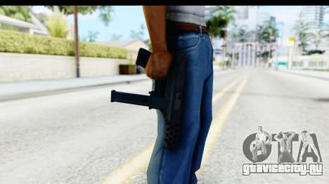 CS:GO - Tec-9 для GTA San Andreas третий скриншот