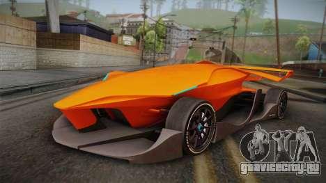 ED Torq для GTA San Andreas вид справа