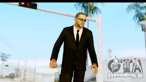 Will Smith MIB для GTA San Andreas