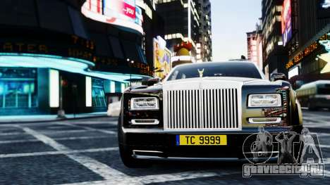 Rolls-Royce Phantom EWB 2013 для GTA 4
