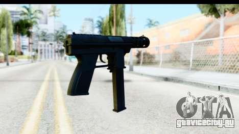 CS:GO - Tec-9 для GTA San Andreas второй скриншот