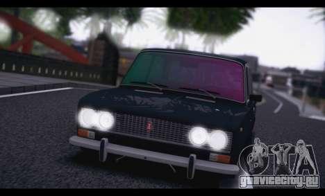 ВАЗ 2103 Ретро для GTA San Andreas вид сзади слева