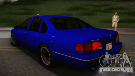 Declasse Premier 1992 IVF для GTA San Andreas вид слева