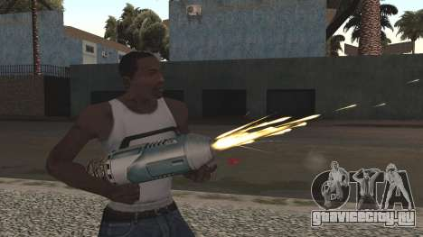 Spudgun from Bully SE для GTA San Andreas третий скриншот