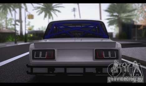 VAZ 2105 Sport для GTA San Andreas вид слева