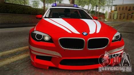 BMW M5 Touring NEF для GTA San Andreas вид справа