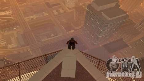 Бессмертие CJ для GTA San Andreas