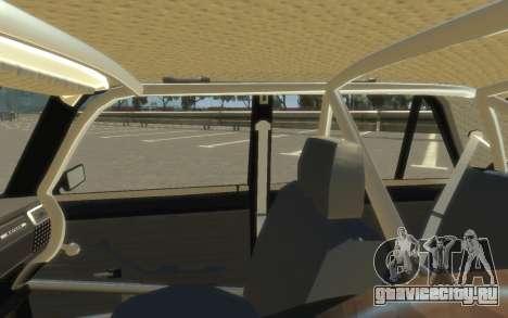 VAZ 2105 Drift (Paul Black prod.) для GTA 4 вид справа
