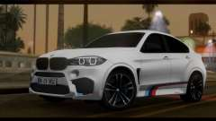 BMW X6M F86 M Performance для GTA San Andreas