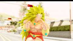 Dragon Ball Xenoverse Broly SSJ3