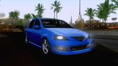 Dacia Logan Cocalar Edition для GTA San Andreas