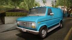 Ford E-150 Commercial Van 1982 2.0 для GTA San Andreas