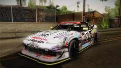D1GP Nissan 180SX BWest Origin Labo для GTA San Andreas
