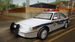 Ford Crown Victoria 1997 El Quebrados Police для GTA San Andreas