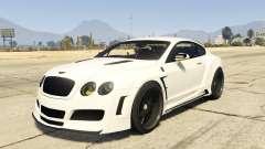 Undercover Bentley Continetal GT 1.0