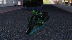 Jawa 350 638 Sports для GTA San Andreas
