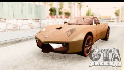 Spada Codatronca TS для GTA San Andreas