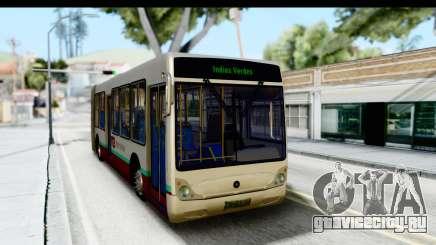 Metrobus de la Ciudad de Mexico для GTA San Andreas