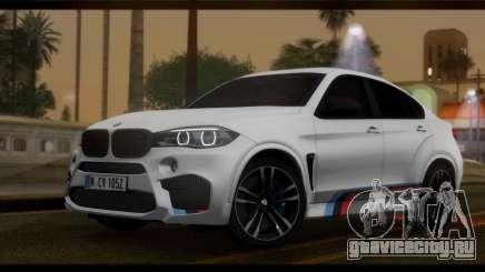 BMW X6M F86 M Performance для GTA San Andreas