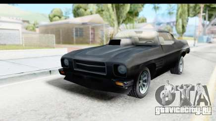Holden Monaro 1972 Nightrider для GTA San Andreas