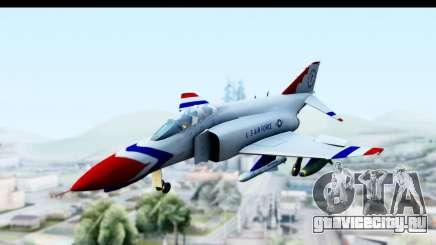 F-4 Phantom II Thunderbirds для GTA San Andreas