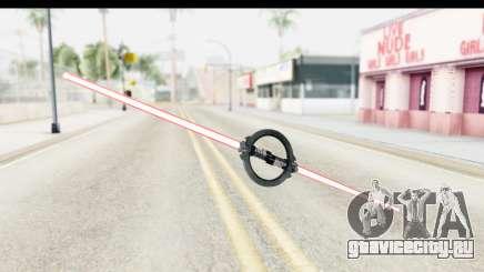 Inquisitor Lightsaber v2 для GTA San Andreas