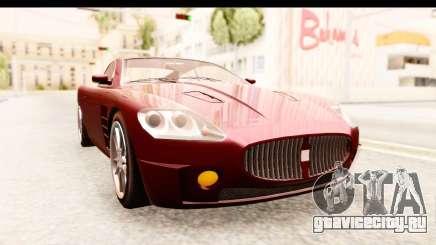 GTA EFLC TBoGT F620 v2 IVF для GTA San Andreas